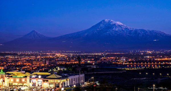 Фото Еревана, блог про Армению