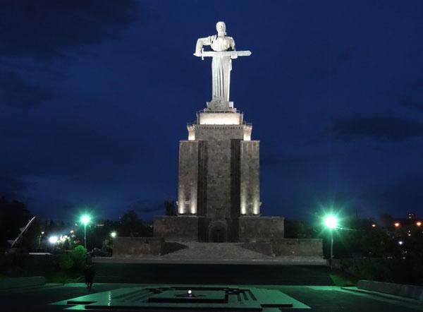 Мать Армения - Ереван