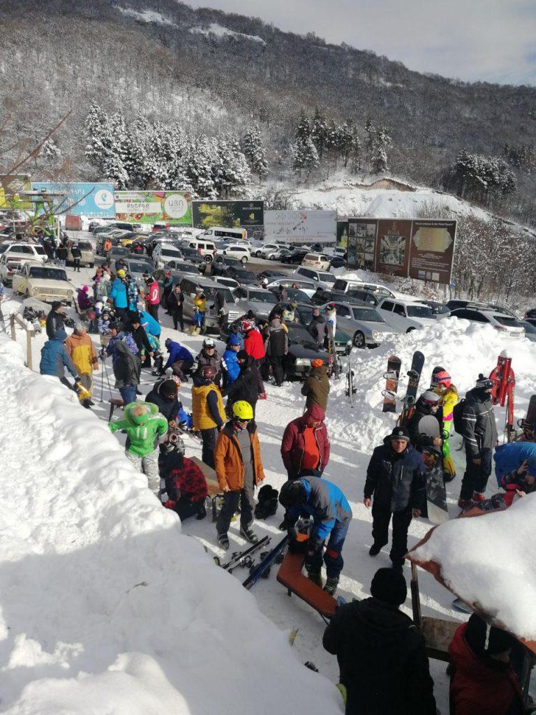 Прокат лыж/сноуборда Цахкадзор
