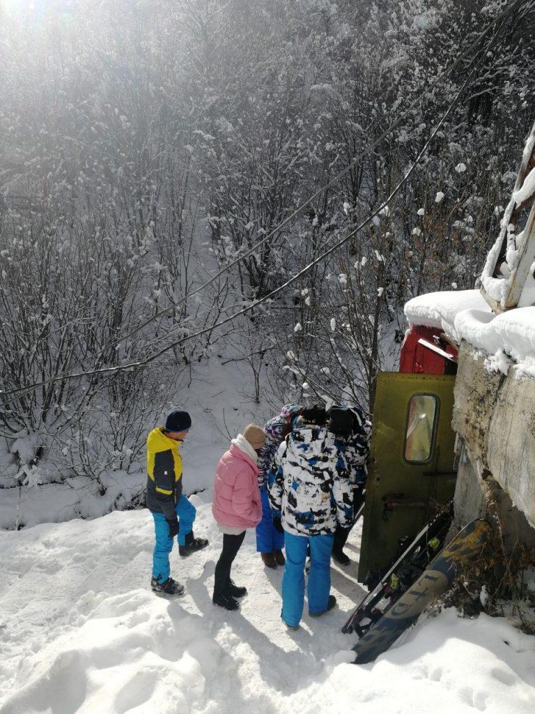Прокат лыж Цахкадзор