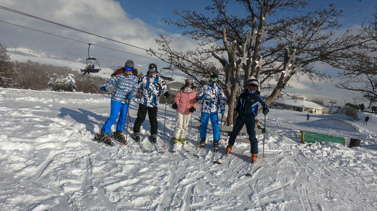 Цахкадзор 2019. Горнолыжынй курорт Армении отзыв