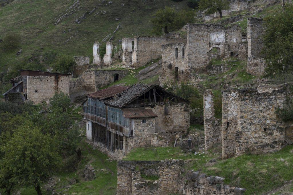 село призрак, Арцах