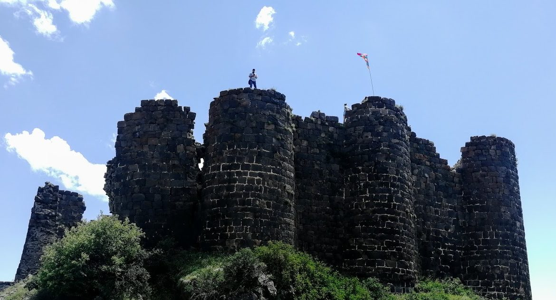 Крепость Амберд - Гора Арагац