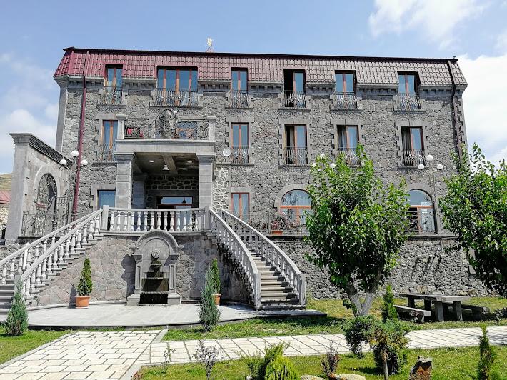 Гостиница в Горисе