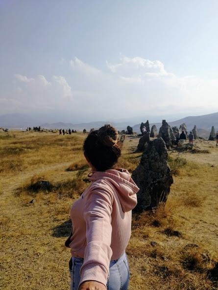 Обсерватория Караундж в Армении