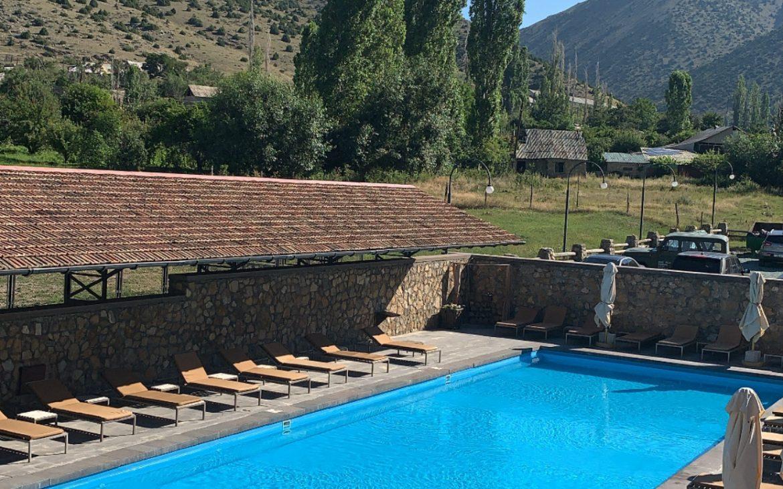 Отель в Армении, озеро Севан
